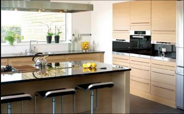 Phòng bếp có ánh nắng giúp diệt khuẩn tự nhiên của can ho Diamond Lotus