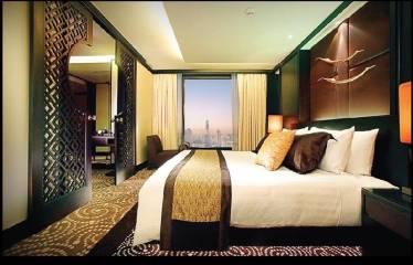 Phòng Ngủ san trong tại căn hộ Diamond Lotus